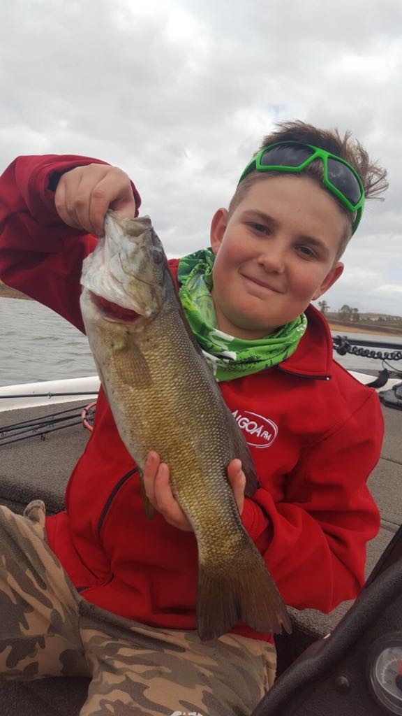 Ethan Fishing